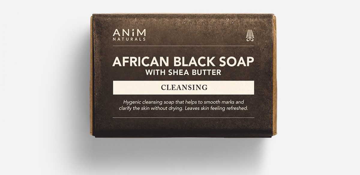 African-Black-Soap-Bar