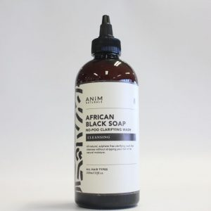 African Black Soap No-Poo Clarifying wash