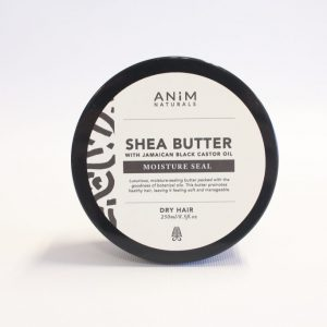 Shea Butter with Jamaican black Castor oil